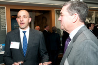 DTZ Holds Client Reception and Economic Outlook Event